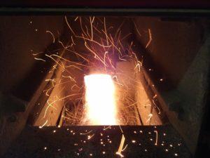 Calefacción de Pellets